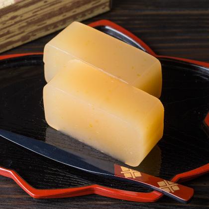 柚子羊羹 商品写真