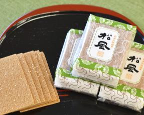 菊池伝統銘菓 松風